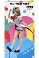 【中古】フィギュア 渡辺曜 「ラブライブ!サンシャイン!!」 Birthday Figure Project 1/8 ABS&PVC製塗装済み完成品 電撃屋限定