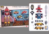 【中古】おもちゃ [破損品/付属品欠品] DX超合金 GB-70 ゴーグルファイブ クロスインボックス 「大戦隊ゴーグルファイブ」