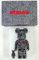 【中古】フィギュア BE@RBRICK-ベアブリック- atmos REVERSE ELEPHANT 100% & 400%