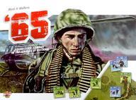 【中古】シミュレーションゲーム [日本語訳無し] 65 スクァードレベル コンバット イン ザ ジャングルズ オブ ベトナム (65: Squad-Level Combat in the Jungles of Vietnam)