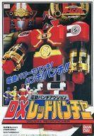【中古】おもちゃ [破損品] DX レッドパンチャー 「超力戦隊オーレンジャー」