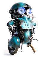 【中古】フィギュア AUTOBOT SQWEEKS -オートボット・スクィークス- 「トランスフォーマー/最後の騎士王」 1/6 アクションフィギュア