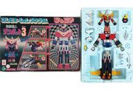 【中古】おもちゃ [破損品/付属品欠品] 合体セット コンビネーションプログラム ジュニア 「無敵超人ザンボット3」