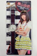 【中古】腕時計・懐中時計(女性) 横山由依モデル AKB48 10周年記念ウォッチ(TIMEXウィークエンダー) 「Everyday、カチューシャ」