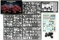 【中古】ミニチュアゲーム [ジャンク品] ケイオス・スペースマリーン スカッド 「ウォーハンマー40.000/ケイオススペースマリーン」 (Chaos Space Marines Squad) [43-06]
