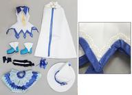 【中古】ドールアクセサリー DD用 雪ミク2014 衣装セット 「キャラクター・ボーカル・シリーズ01 初音ミク」