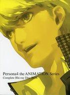 【中古】アニメBlu-ray Disc Persona4 the Animation Series Complete Blu-ray Disc BOX [完全生産限定版]