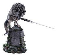 【中古】フィギュア 灰色の大狼シフ 「DARK SOULS -ダークソウル-」 スタチュー
