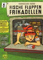 【中古】ボードゲーム 看板娘 Aタイプ (Fische Fluppen Frikadellen A enthalt)