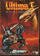 【中古】MSX2 3.5インチソフト ウルティマ1 The First Age of Darkness(状態:パッケージ・ディスクラベル状態難)