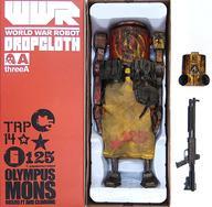 【中古】フィギュア SLIM RED DROPCLOTH 「WORLD WAR ROBOT」 1/6 アクションフィギュア Retail限定