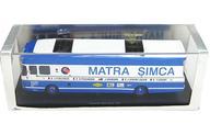 【中古】ミニカー 1/43 Transporter Matra Simca 1970 elf(ホワイト×ブルー) [S0291]