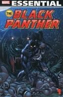 【中古】アメコミ Essential The Black Panther(1) / Don McGregor【タイムセール】【中古】afb