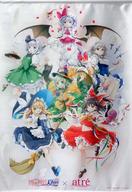 【中古】タペストリー イベントビジュアル 描き下ろしB2タペストリー 「東方Project 博麗神社夏祭り×アトレ秋葉原」
