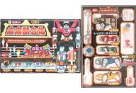 【中古】おもちゃ [破損品/説明書欠品] 世界の超合金 DELUXE 未来獣合体 ゴライオン 「百獣王ゴライオン」