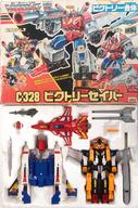 【中古】おもちゃ [破損品/説明書欠品] C-328 ビクトリーセイバー 「戦え!超ロボット生命体トランスフォーマー」