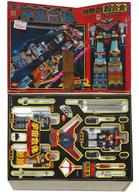 【中古】おもちゃ [破損品/付属品欠品] 世界の超合金 宇宙合体 「宇宙大帝ゴッドシグマ」