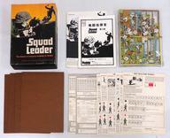 【中古】シミュレーションゲーム [破損品/付属品欠品/ユニット切り離し済] 戦闘指揮官 (Squad Leader)