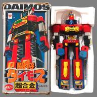 【中古】おもちゃ [破損品] 超合金 GA-84 ダイモス 「闘将ダイモス」
