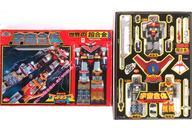 【中古】おもちゃ [破損品] 世界の超合金 宇宙合体 「宇宙大帝ゴッドシグマ」