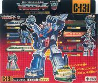 【中古】おもちゃ [破損品/付属品欠品] C-131 重連合体戦士 ライデン 「トランスフォーマー・ザ☆ヘッドマスターズ」