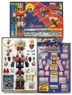 【中古】おもちゃ [破損品] 無敵超人ザンボット3合体セット コンビネーションプログラム 「無敵超人ザンボット3」