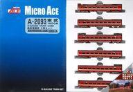 【中古】Nゲージ(車両) 1/150 東武 1800系 最終増備車 6両セット [A-2093]