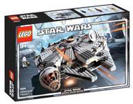 【中古】おもちゃ LEGO ミレニアムファルコン 「レゴ スター・ウォーズ」 4504