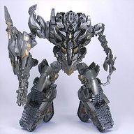【中古】おもちゃ [説明書欠品] RD-01 メガトロン 「トランスフォーマー/リベンジ」