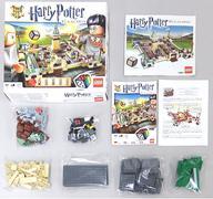 【中古】おもちゃ [開封済み] LEGO ホグワーツ 「レゴ ハリー・ポッター」 3862