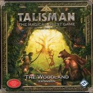 【中古】ボードゲーム [日本語訳無し] タリスマン 第4版 拡張セット ザ・ウッドランド (Talisman Revised 4th Edition: The Woodland Expansion)
