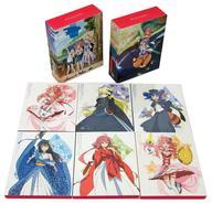 送料無料 テレビで話題 与え smtb-u 中古 アニメBlu-ray Disc 装神少女まとい Blu-ray Box 全2BOXセット