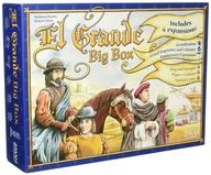 【中古】ボードゲーム [ランクB/日本語訳無し] エルグランデ ビッグ・ボックス (El Grande Big Box)