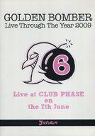 【中古】邦楽DVD 不備有)ゴールデンボンバー / Live Through The Year 2009 (6)(状態:センターホール割れ有り)