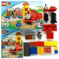 【中古】おもちゃ [開封済み] LEGO ソドー記念日のジェームス 「レゴ デュプロ」 5547