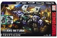 【中古】おもちゃ [ランクB] DECEPTICON NECRO&DECEPTICON FULL-TILT TRYPTICON -ディセプティコンネクロ&ディセプティコンフルティル トリプティコン- 「トランスフォーマー」 TFジェネレーションズ タイタンズリターン