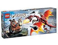 【中古】おもちゃ [ランクB] LEGO ドラゴンの襲撃 「レゴ バイキング」 7017