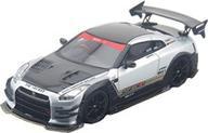 【中古】ミニカー 1/43 TOP SECRET R35 GT-R(TSシルバー) [NS011BSL]