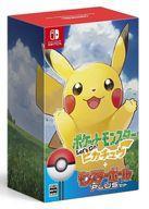 【新品】ニンテンドースイッチソフト ポケットモンスター Let's Go! ピカチュウ モンスターボール Plusセット