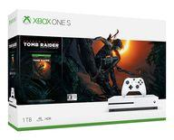 【新品】Xbox Oneハード XboxOne S本体 1TB シャドウオブザトゥームレイダー同梱版