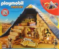 【中古 5386 「playmobil】おもちゃ ファラオのピラミッド 「playmobil プレイモービル」 5386, ヤチマタシ:4e2966d4 --- rakuten-apps.jp