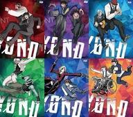【中古】アニメBlu-ray Disc 血界戦線&BEYOND 初回生産限定版 全6巻セット
