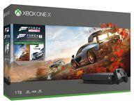 【中古】Xbox Oneハード XboxOne X本体 1TB(Forza Horizon 4/Forza Motorsport 7 同梱版)