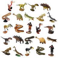 【中古】トレーディングフィギュア 全24種セット「ダイノテイルズ7 恐竜模型図鑑 ローソンエディション パート6」 キャンペーン品【タイムセール】