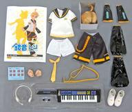 【中古】ドールアクセサリー DD用 鏡音レン 衣装セット「キャラクターボーカルシリーズ02 鏡音リン・レン」 【タイムセール】