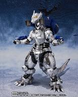 【中古】フィギュア S.H.MonsterArts MFS-3 3式機龍 品川最終決戦Ver. 「ゴジラ×メカゴジラ」 魂ウェブ商店限定
