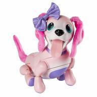 【中古】おもちゃ ハロー!ズーマー ミニチュアダックス ピンク 「オムニボット」