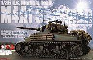 【中古】プラモデル 1/35 アメリカ中戦車 M4A1 シャーマン アクセサリーパーツ付 [35-031]
