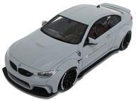【中古】ミニカー [破損品] 1/18 LB WORKS BMW M4(マットグレー) [GTS099]