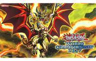 【中古】サプライ 遊戯王 英語版 デュエルフィールド(プレイマット) Sanctity of Dragon Yu-Gi-Oh! Championship Series2017 上位賞